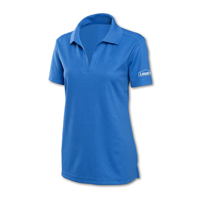 Ladies CrownLux Performance™ Polo