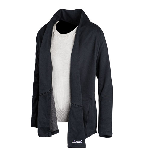 Ladies' Interlock Cardigan