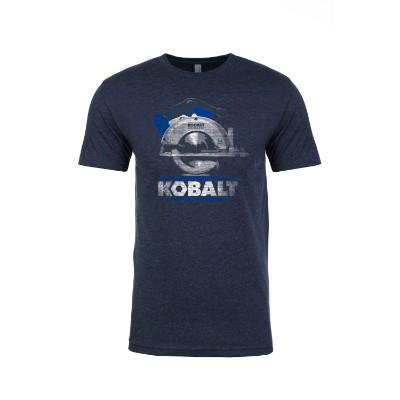 Kobalt Cotton T-Shirt