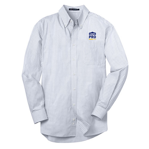 Lowe's PRO Dress Shirt