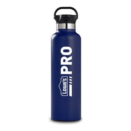 Lowe's PRO Thermal Water Bottle