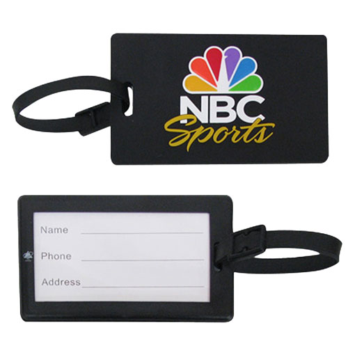 NBC Sports Luggage Tag