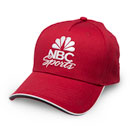 NBC Sports Chino Cap Red Chili
