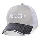 Golf Channel Gray Chino Cap