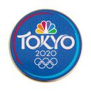 Tokyo 2020 Blue Lapel Pin