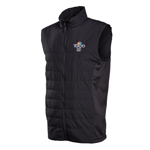 NBC Tokyo 2020 Insulated Vest