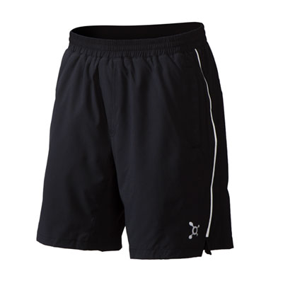 Training Short with Reflective Trim