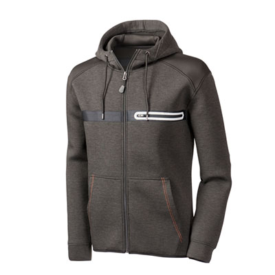 Gray Tech Hoody
