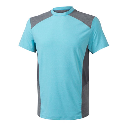 Colorblock Performance Crew Blue