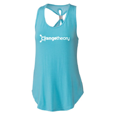 Keyhole Racer Graphic Tank