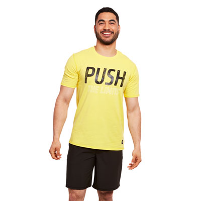 Push Your Limits Strength Tee