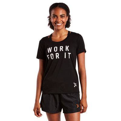 Work For It Balance Tee