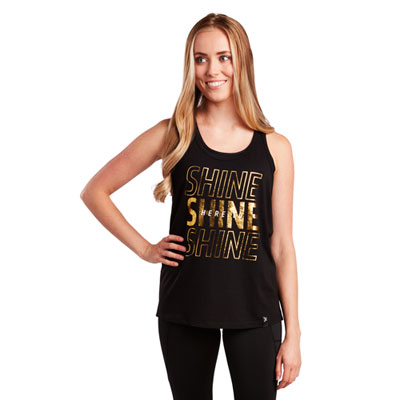 Shine Sprint Tank