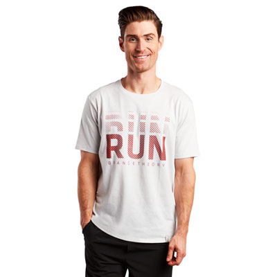 Run Strength Tee