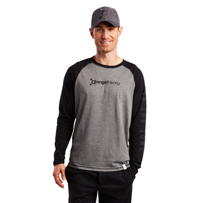 In the Zone Long Sleeve Raglan
