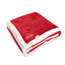 Lambswool Throw Blanket