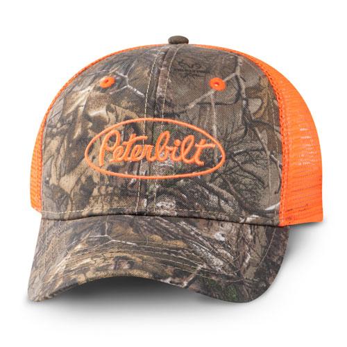 c9018dfd0 Orange RealTree® Camo Hat   Peterbilt Store