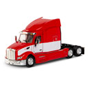 1:53 Scale Peterbilt 579 Red/White