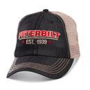 Denim Mesh-Back Unstructured Hat