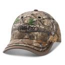 Khaki Realtree EDGE™ Mini Camo Structured Hat