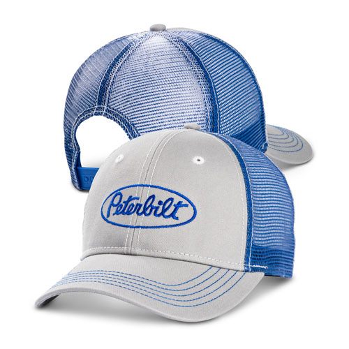 Ombre Mesh Hat