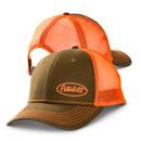Green and Orange Mesh Hat