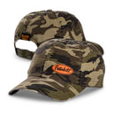 Washed Ripstop Camo Hat