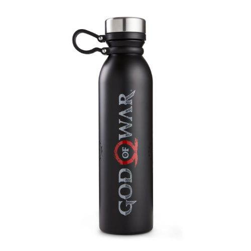 God of War Compass Water Bottle