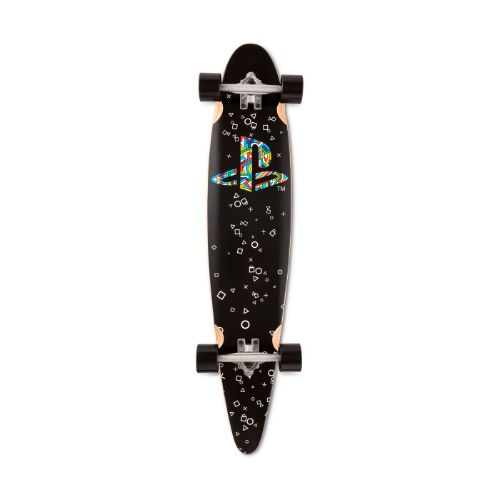 Longboard inspired by PlayStation®