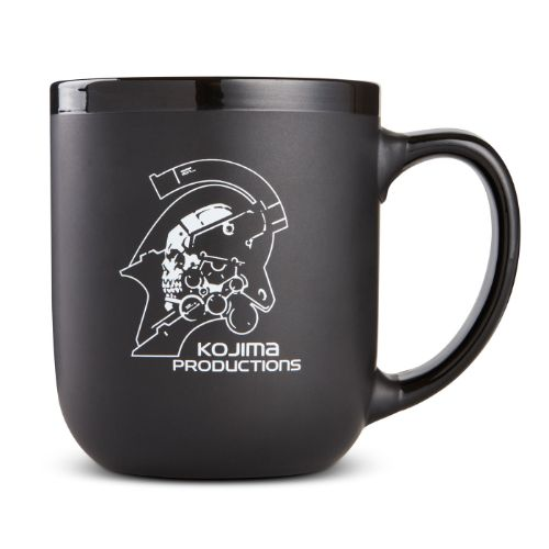 Kojima Productions Mug