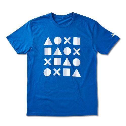Half-Tone  Symbols Tee