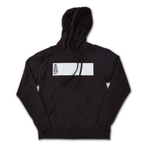 The Last of Us Part II Bar Logo Pullover Hoodie
