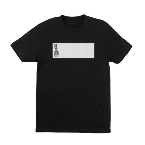 The Last of Us Part II Bar Logo Tee