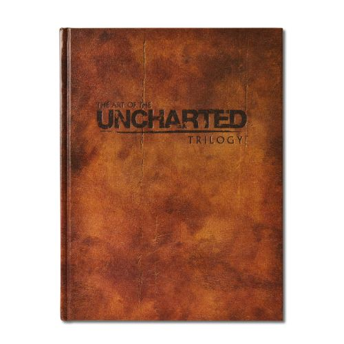 The Art of The Uncharted Trilogy - Limited Edition