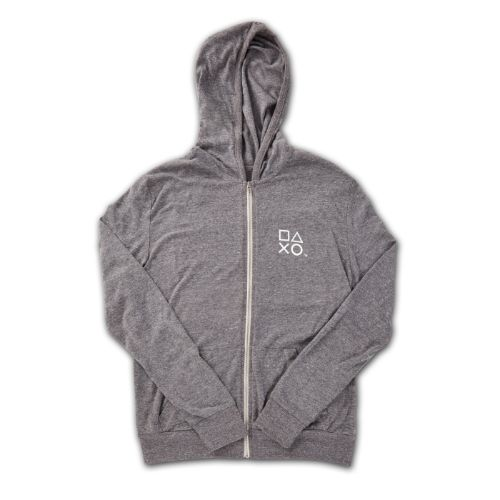 Jersey Hoodie - Eco-Gray