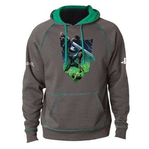 MediEvil Zombie Green Hoodie