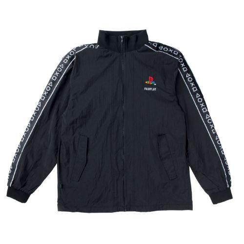 Symbols Black Track Jacket