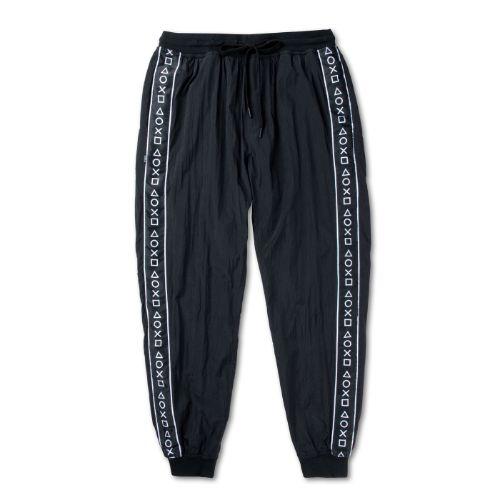 Symbols Black Track Pants