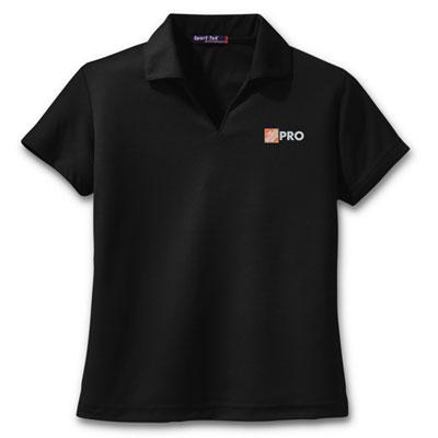 PRO Ladies Mesh Polo Shirt