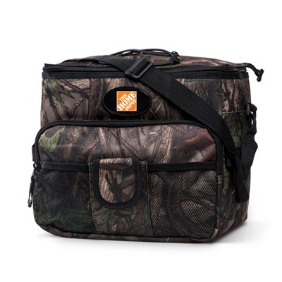 Huntland Camo Can Cooler