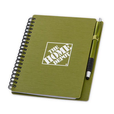 Notebook with Stylus/Pen