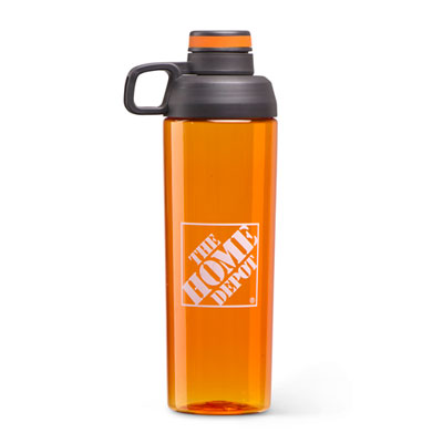Double-Drink Water Bottle