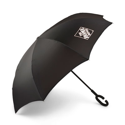 Reverse-Close Umbrella