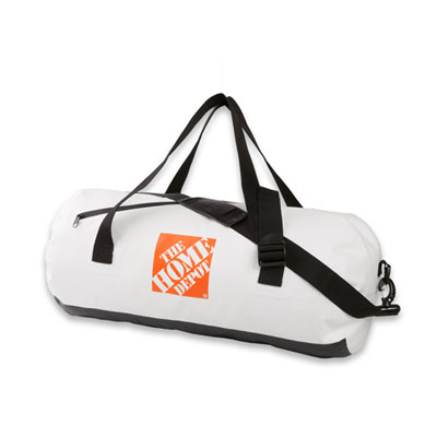Water-Resistant Cylinder Duffel