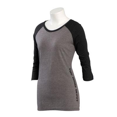 Ladies' Three-Quarter Sleeve Raglan T-shirt