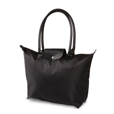 Ladies' Zippered Computer Tote
