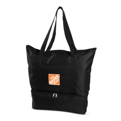 Drop-Bottom Cooler Tote