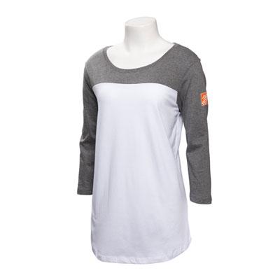 Ladies Rally 3/4-Length Sleeve Shirt