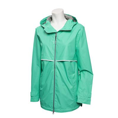 Ladies New Englander Rain Jacket