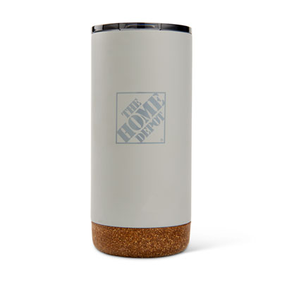 Cork-Bottom Thermal Tumbler